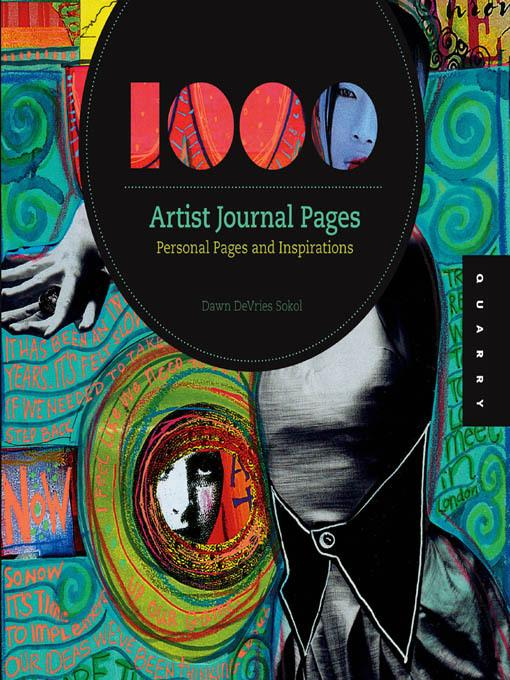 1,000 Artist Journal Pages EB9781616735203