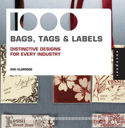 1,000 Bags, Tags, and Labels EB9781610601481