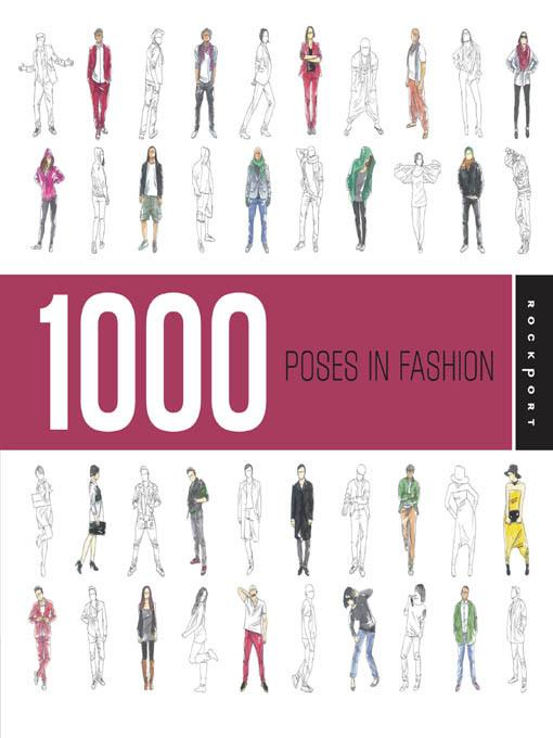1,000 Poses in Fashion EB9781610601535