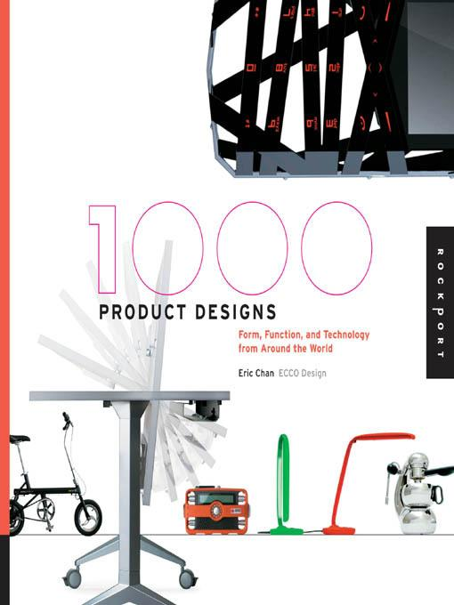 1,000 Product Designs EB9781610601542