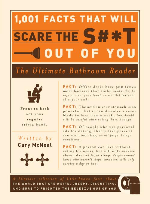 1,001 Facts that Will Scare the S#*t Out of You EB9781440507632