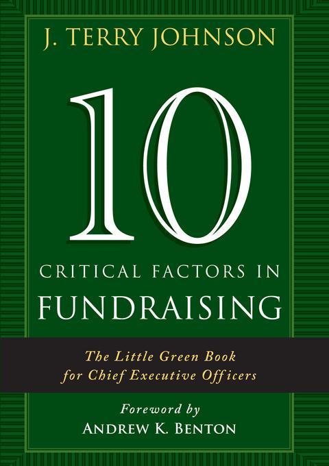 10 Critical Factors in Fundraising EB9781467503228