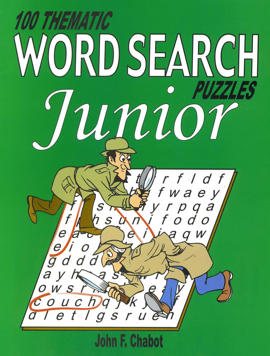 100 Thematic Word Search Puzzles JUNIOR EB9781926679259