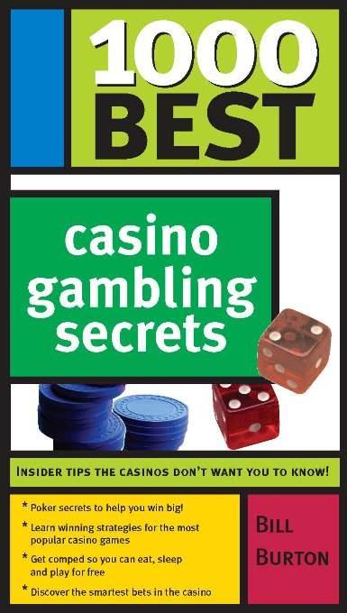 1000 Best Casino Gambling Secrets EB9781402220173