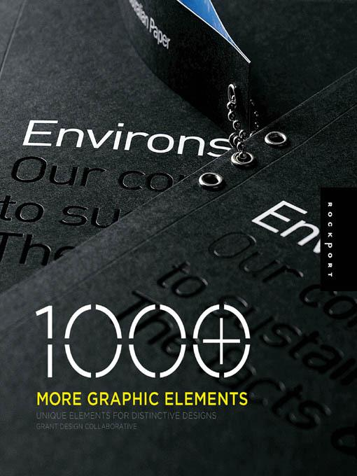 1000 More Graphic Elements EB9781616736712