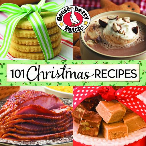 101 Christmas Recipes EB9781936283675