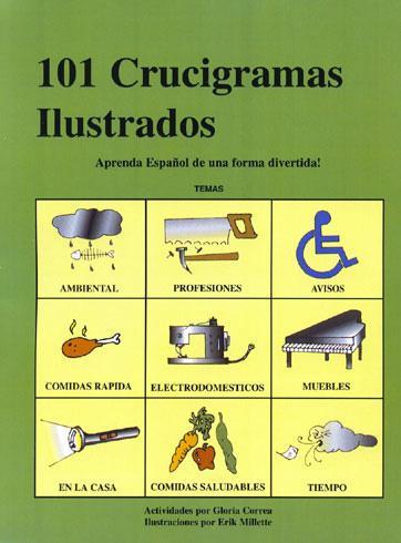 101 Crucigramas Ilustrados EB9781926679013