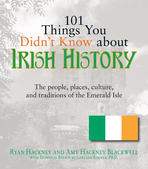 101 Things You Didn't Know About Irish History EB9781440517181
