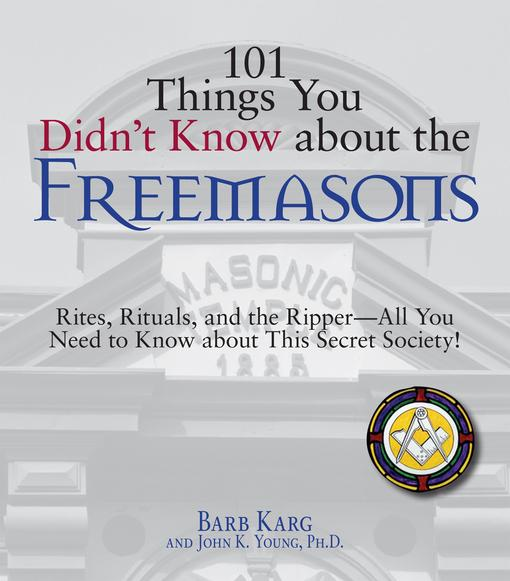 101 Things You Didn't Know About The Freemasons EB9781440517143