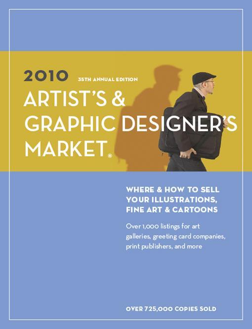 2010 Artist's & Graphic Designer's Market EB9781599635682