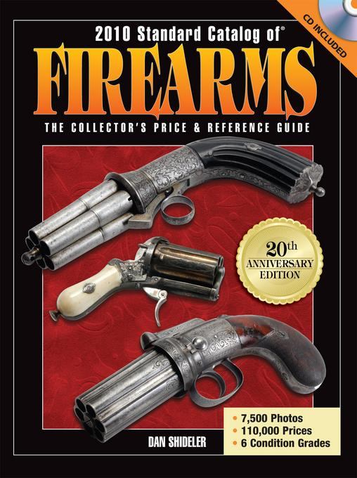 2010 Standard Catalog of Firearms EB9781440214530