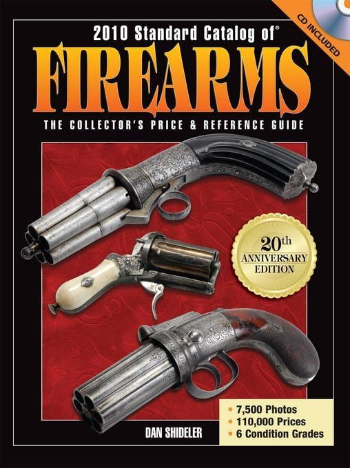 2010 Standard Catalog of Firearms EB9781440214530