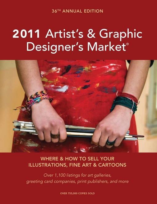 2011 Artist's & Graphic Designer's Market EB9781599632544