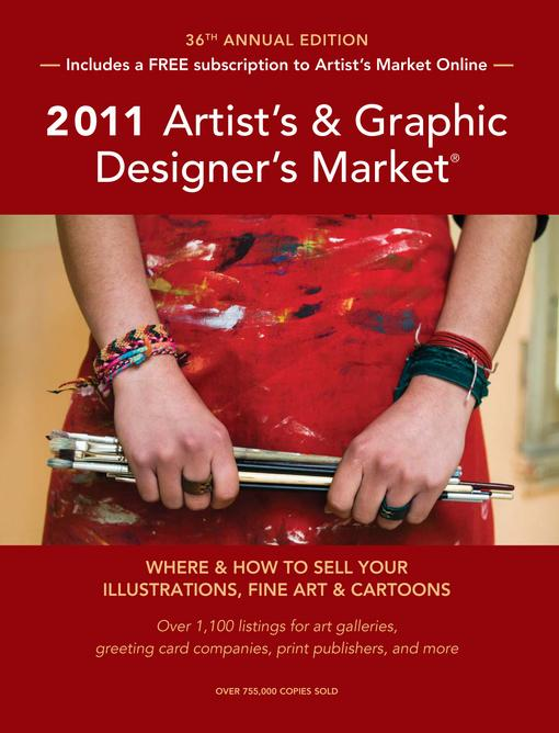 2011 Artist's & Graphic Designer's Market EB9781599632582