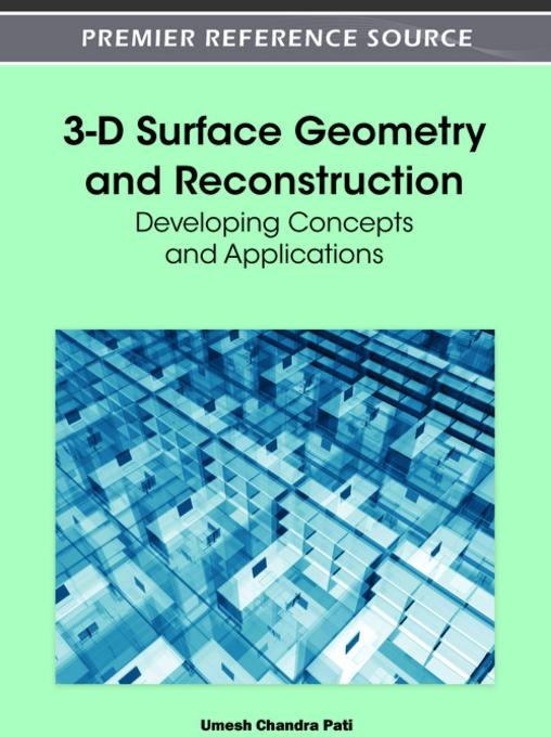3-D Surface Geometry and Reconstruction EB9781466601147