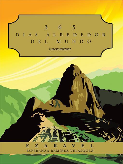 365 DIAS ALREDEDOR DEL MUNDO: INTERCULTURA EB9781426905896