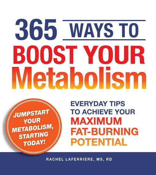365 Ways to Boost Your Metabolism EB9781440513091