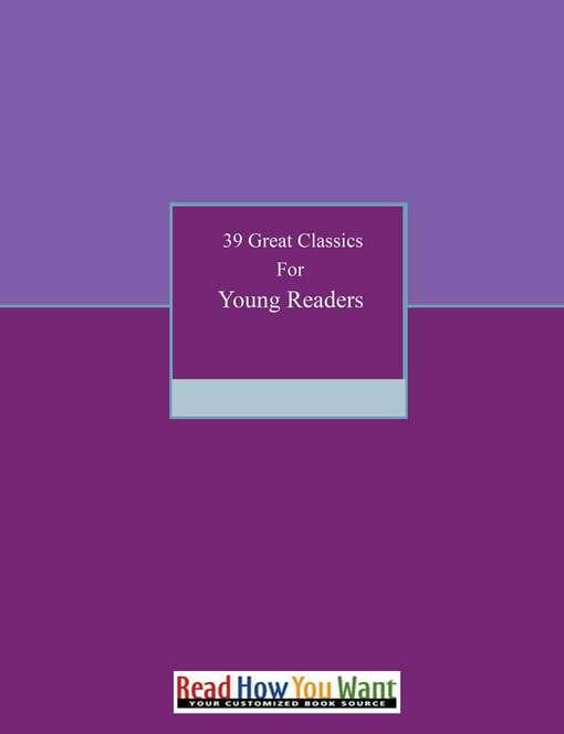 39 Great Classics for Young Readers EB9781458795571
