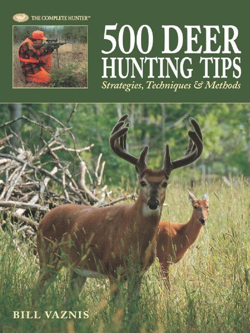 500 Deer Hunting Tips EB9781616732806