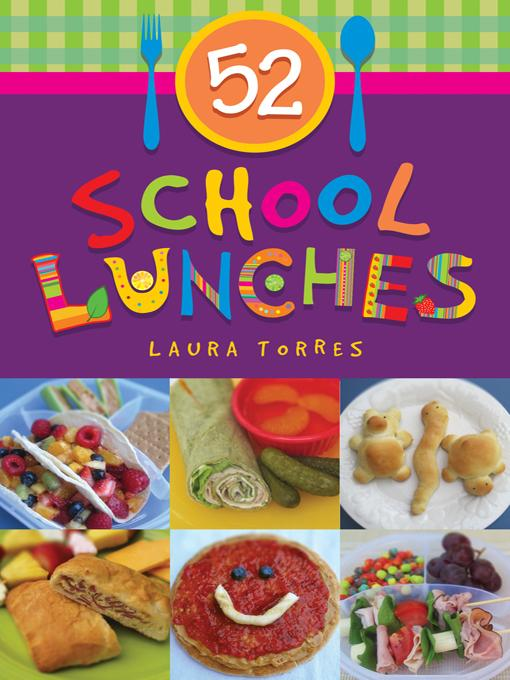 52 School Lunches EB9781938301223