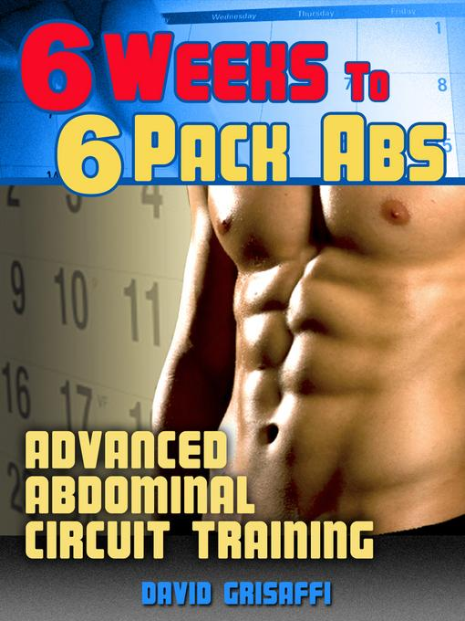 6 Weeks to 6 Pack Abs EB9781619840270
