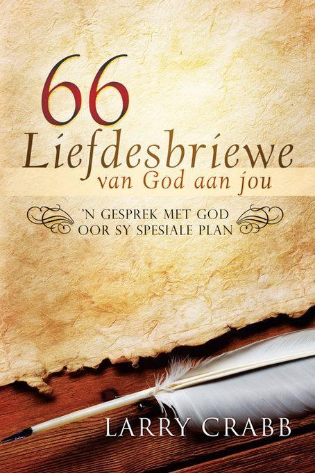 66 Liefdesbriewe van God aan jou EB9781415316597
