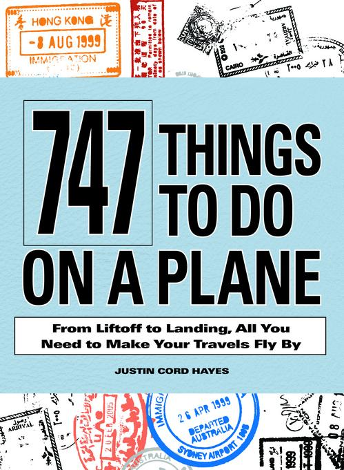747 Things to Do on a Plane EB9781440501081