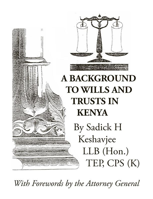A Background to Wills and Trusts in Kenya EB9781425158859