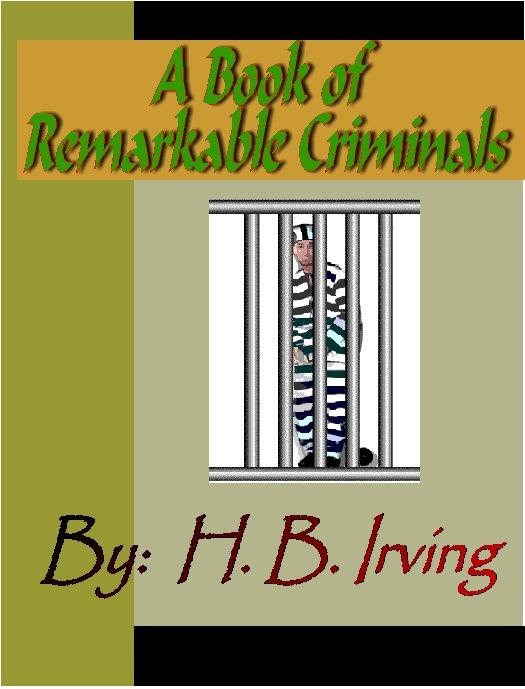 A Book of Remarkable Criminals EB9781932681758