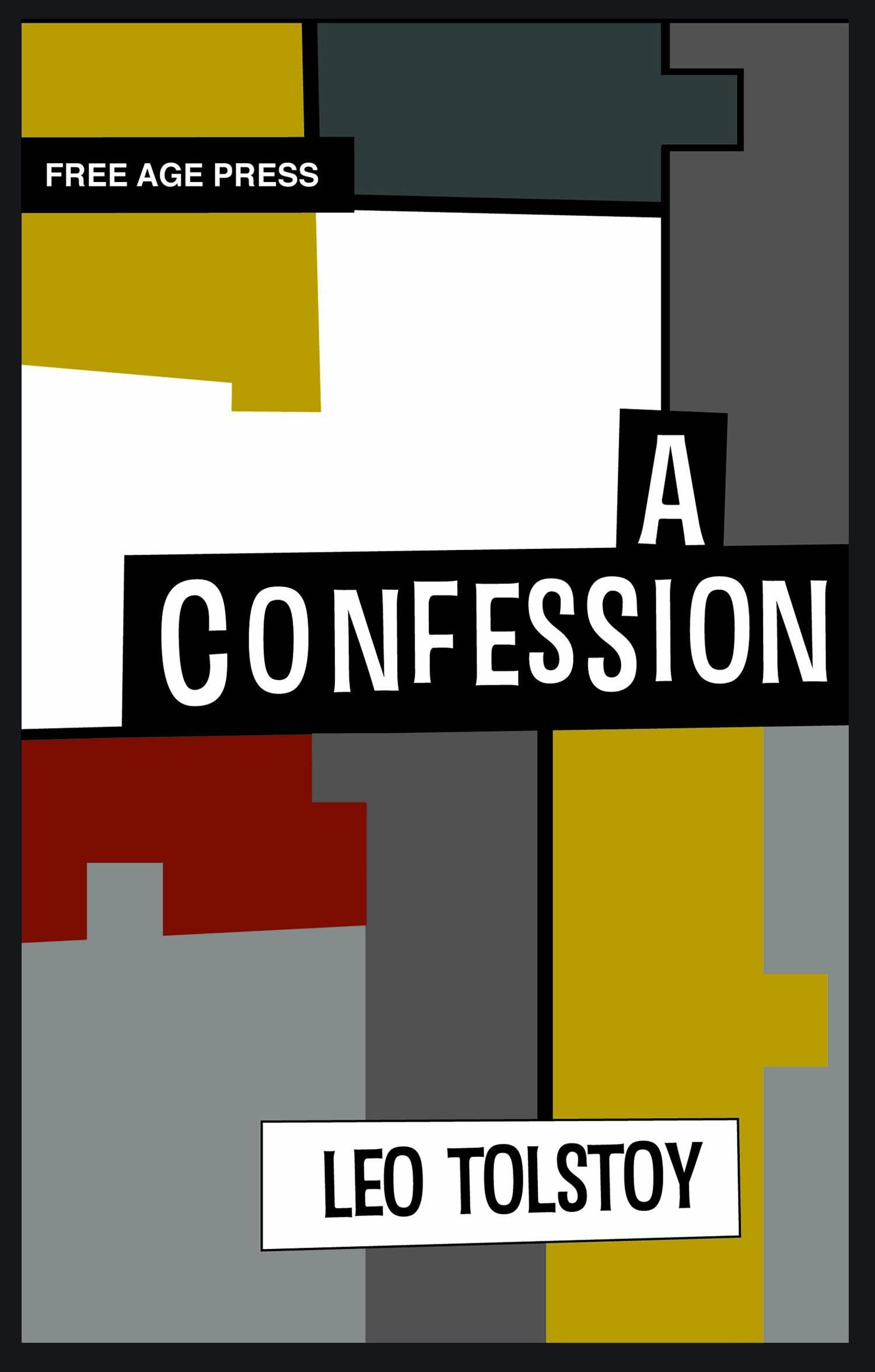 A Confession EB9781907355691