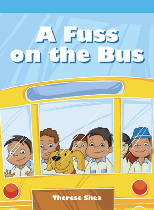 A Fuss on the Bus EB9781448835294