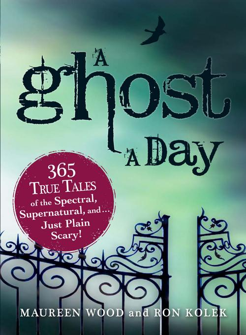 A Ghost a Day EB9781440508639