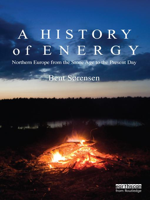 A History of Energy EB9781136487897
