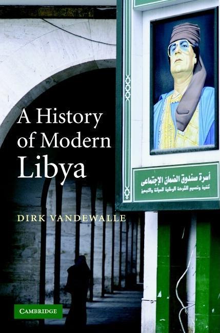 A History of Modern Libya EB9781139057592