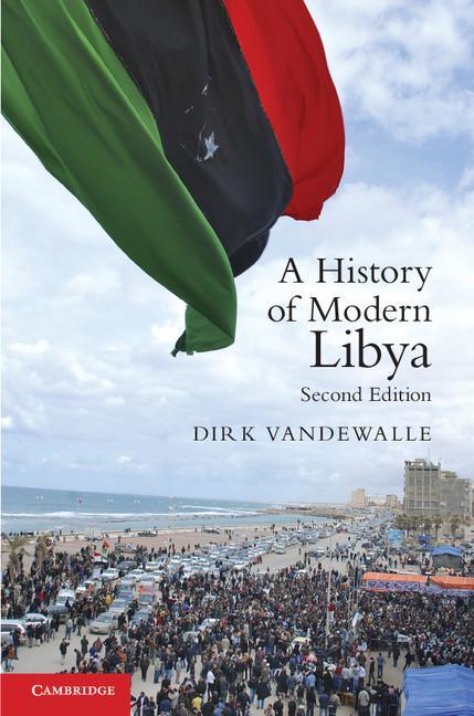 A History of Modern Libya EB9781139200615