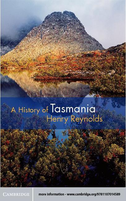 A History of Tasmania EB9781139368964