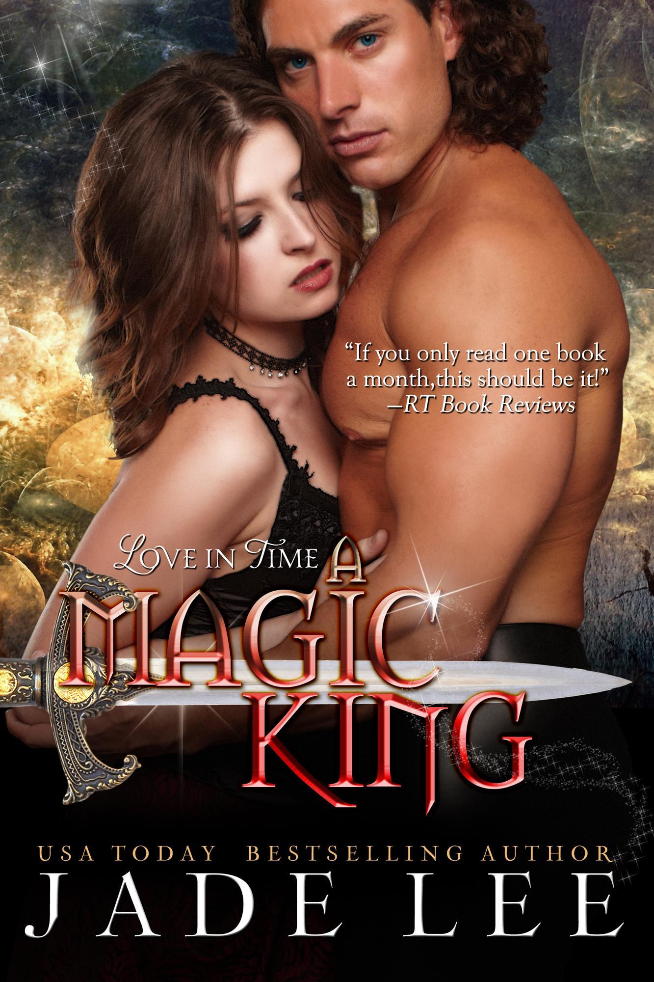 A Magic King (Love in Time) EB9781614173120