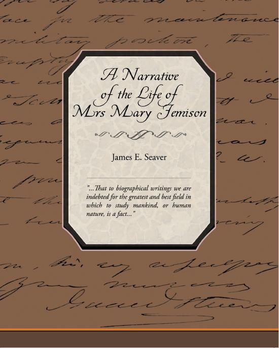 A Narrative of the Life of Mrs. Mary Jemison EB9781438550336