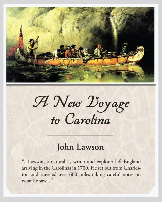 A New Voyage to Carolina EB9781438546544