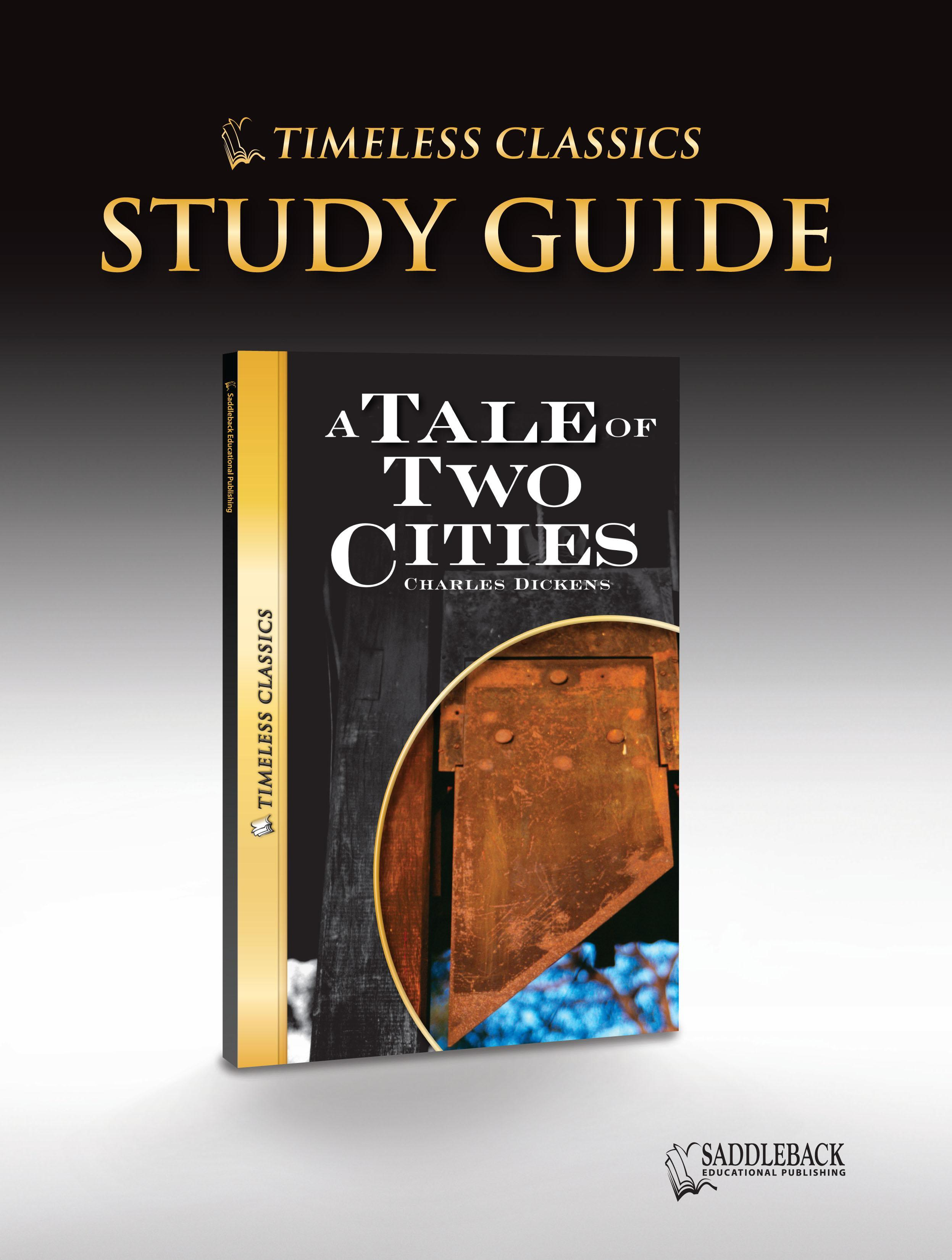 A Tale of Two Cities Study Guide (Timeless)