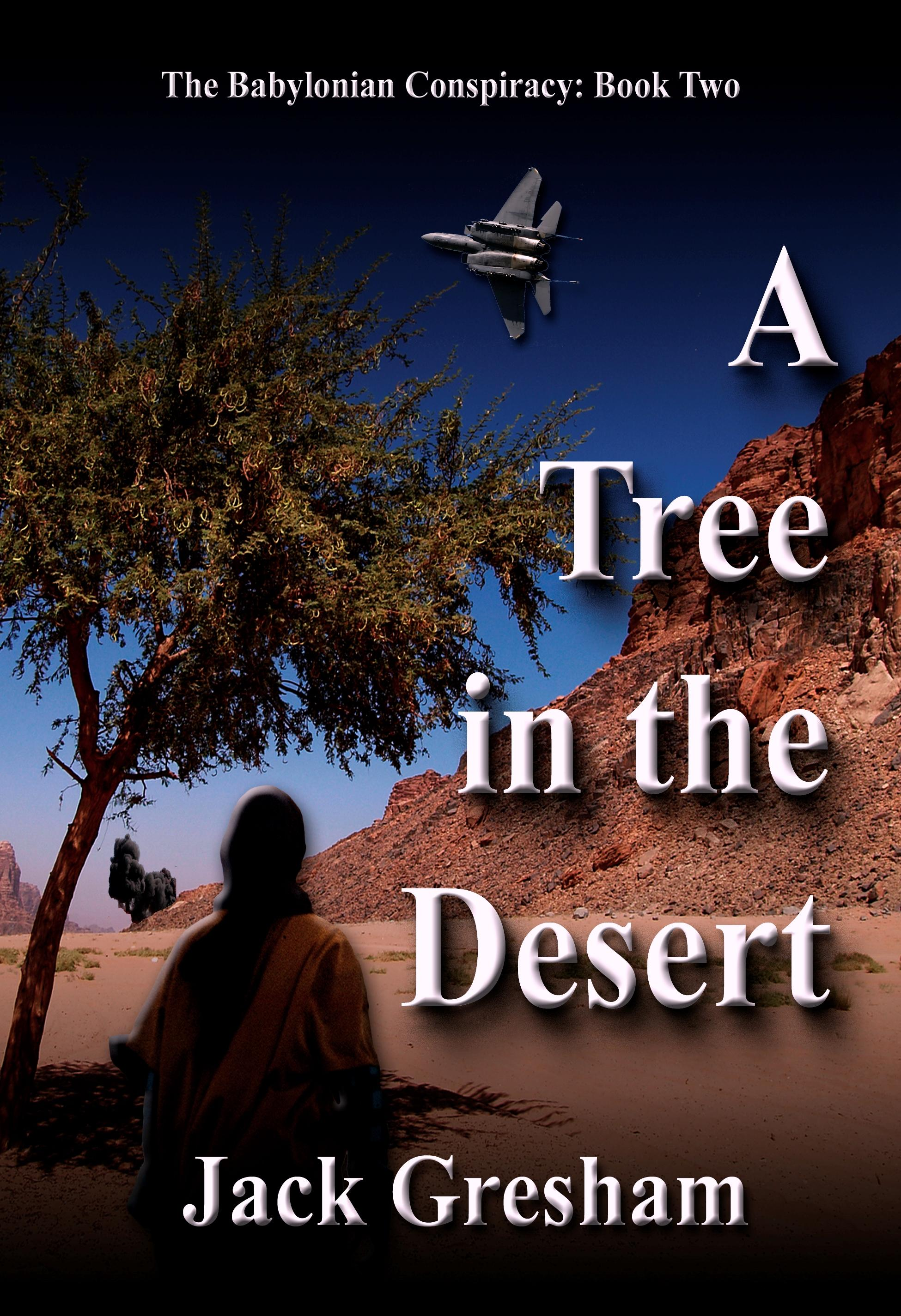 A Tree in the Desert EB9781935699088