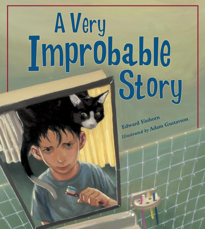 A Very Improbable Story EB9781607341208