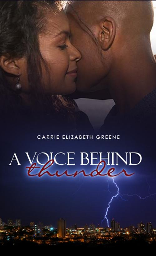 A Voice Behind Thunder EB9781585714957