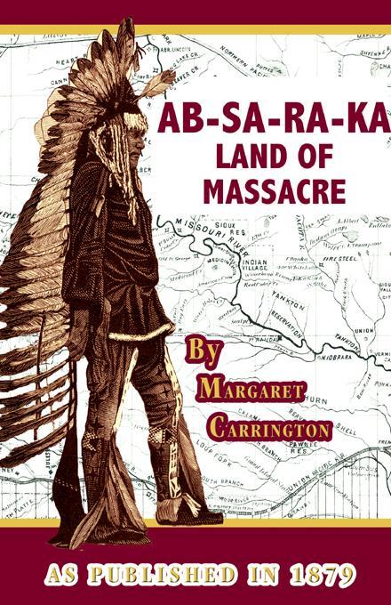 AB-SA-RA-KA Land of Massacre EB9781582183817