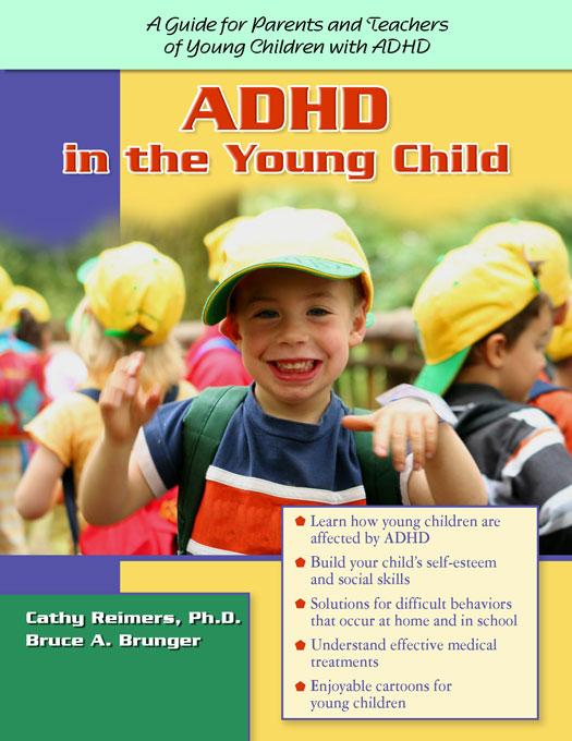 ADHD in the Young Child: Driven to Redirection EB9781886941892