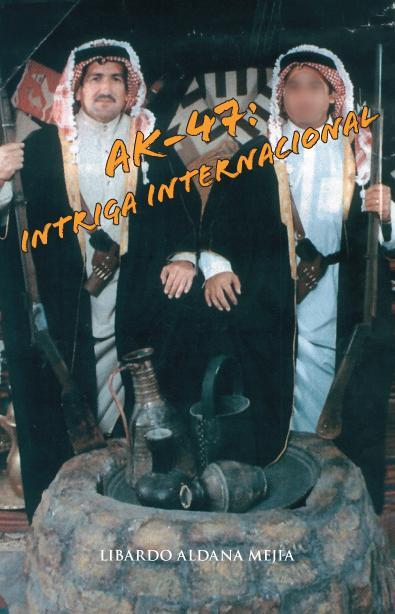 AK-47:Intriga Internacional EB9781425193546