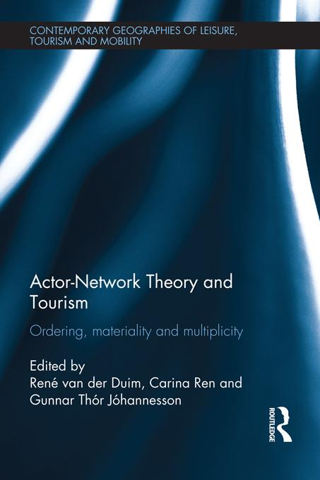 Actor-Network Theory and Tourism EB9781136336195