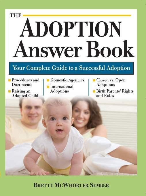 Adoption Answer Book EB9781572487130