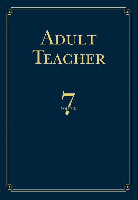 Adult Teacher EB9781607313076