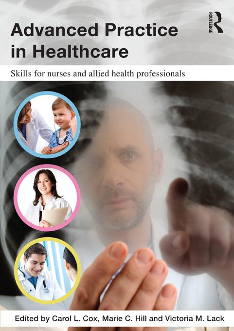 Advanced Practice in Healthcare EB9781136598074